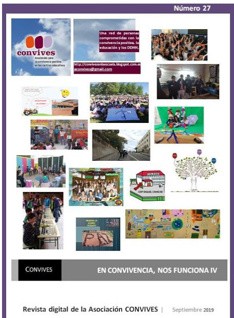 Revista CONVIVES nº 27