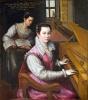 Historia de dos pintoras:Sofonisba y Lavinia